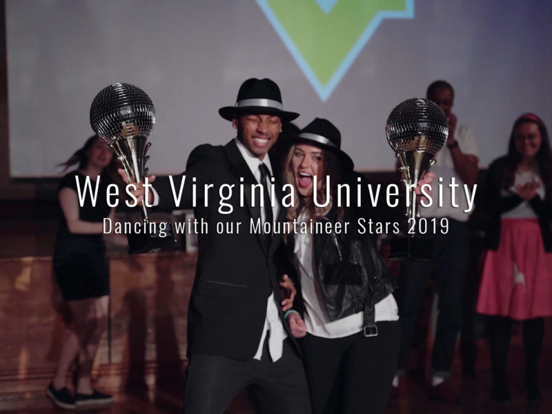 WVU Dancing with our Mountaineer Stars 2019
