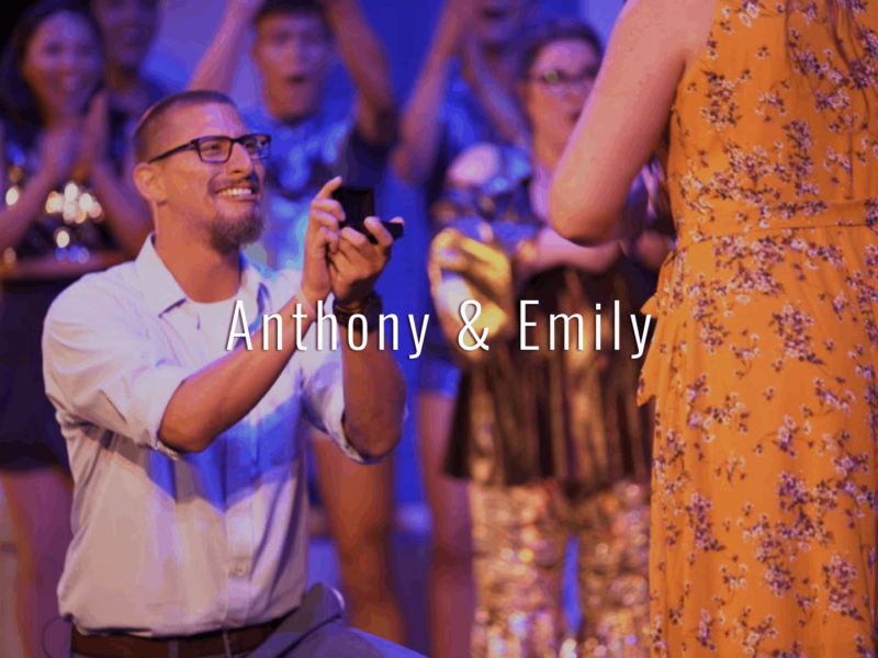 Anthony & Emily Proposal