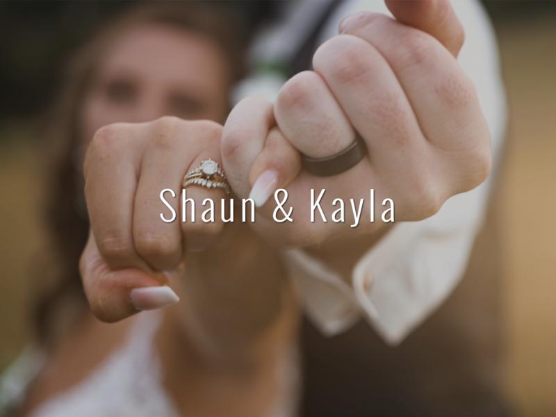 Shaun & Kayla