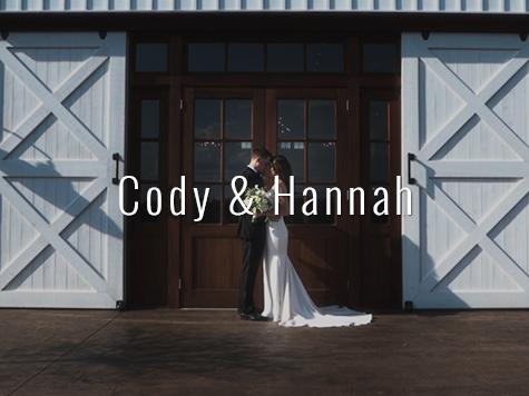 Cody & Hannah